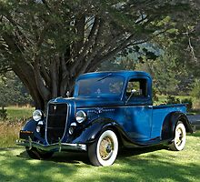 1935 Ford Pick-Up Truck by DaveKoontz