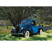 1935 Ford Pick-Up Truck Photographic Print