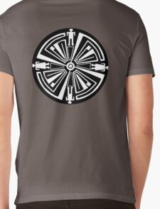 The Guard  Mens V-Neck T-Shirt