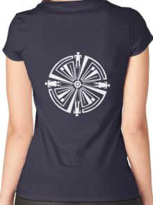 The Guard  Women's Fitted Scoop T-Shirt