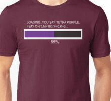 RAM Design Purple #49 Unisex T-Shirt