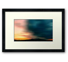 ©HCS Move My Clouds Framed Print