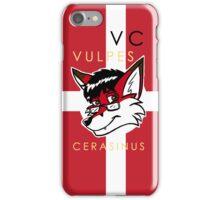 Vulpes Cerasinus case iPhone Case/Skin