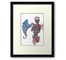 The Reapers Demise Framed Print