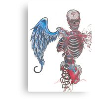 The Reapers Demise Metal Print