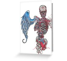 The Reapers Demise Greeting Card