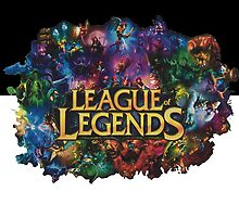 league of legends by niko619