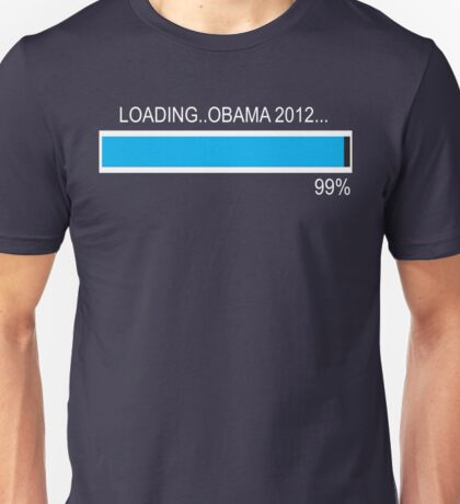 RAM Design Obama 2012 Plate #40 Unisex T-Shirt