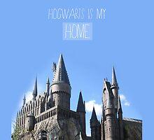Hogwarts by Charliejoe24