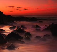 Warmth in colour by Stanislaw