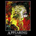 Appearing by Karo  Evans
