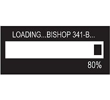 RAM Design LOADING...BISHOP 341-B Plate #44 by RandomMemory