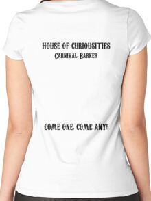 Carnival Barker Women's Fitted Scoop T-Shirt