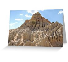 Mungo National Park - NSW Greeting Card