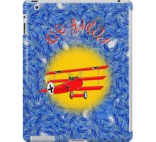 The Red Baron WW1 Fighter Ace iPad case iPad Case/Skin