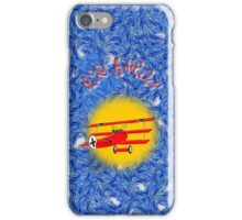 The Red Baron WW1 Fighter Ace iPhone case iPhone Case/Skin