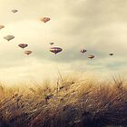 Vintage Landscape | Wall Art by beautifulcards