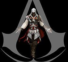 Ezio Phone cover by NaffPanda