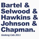 Geelong Cats 2011 by JR Collection