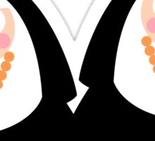 Two Nuns Sticker