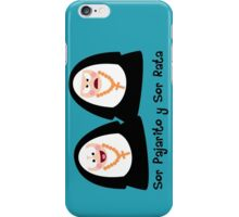 Two Nuns iPhone Case/Skin