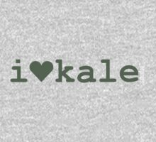 i <3 kale by spoonfed
