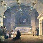 Nativity Painting 1833 by muniralawi
