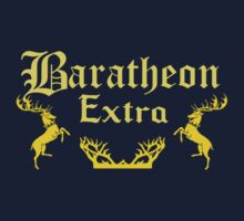 Baratheons Corona Logo by Raura