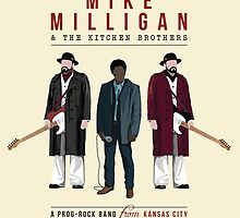 Mike Milligan & The Kitchen Brothers - FARGO by baridesign