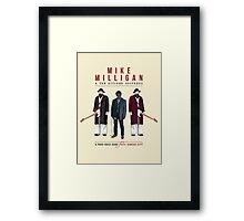 Mike Milligan & The Kitchen Brothers - FARGO Framed Print