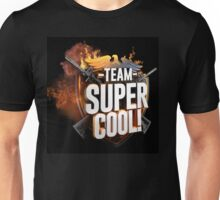 Team Super Cool Logo Unisex T-Shirt