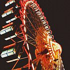 Berlin Ferris Wheel by mgardnerphotos
