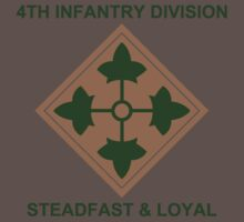 4th Infantry Division by 5thcolumn