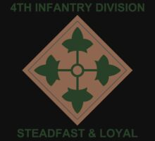 4th Infantry Division One Piece - Short Sleeve