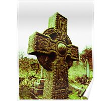 The Ladywell Cross Poster