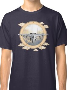 Sukhoi Jet Fighter  Classic T-Shirt