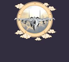 Sukhoi Jet Fighter  Women's Fitted Scoop T-Shirt