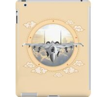 Sukhoi Jet Fighter  iPad Case/Skin