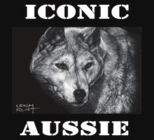 ICONIC AUSSIE - Dingo by Leigh Rust
