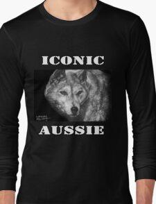 ICONIC AUSSIE - Dingo Long Sleeve T-Shirt
