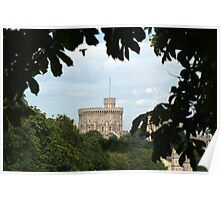 Windsor Castle  Poster
