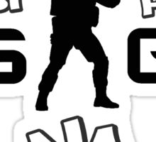 CSGO Worst Player NA Sticker