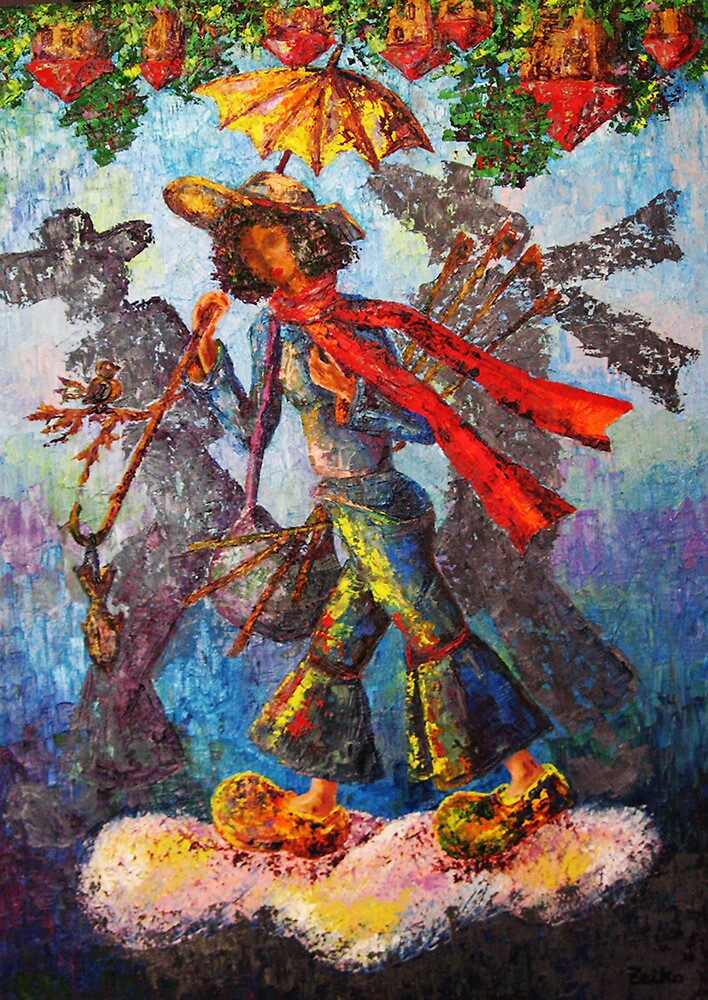 Mary Poppins                       by zeikoduka