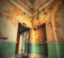 The Naughty Corner by Michael Baldwin