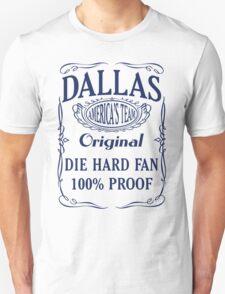 Dallas Die Hard Fan T-Shirt