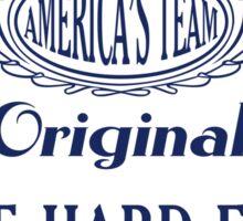 Dallas Die Hard Fan Sticker
