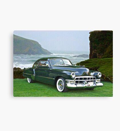 1949 Cadillac 6107 Sedanette III Canvas Print