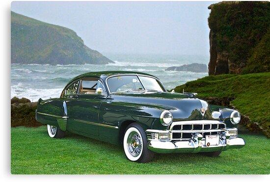 1949 Cadillac 6107 Sedanette III by DaveKoontz