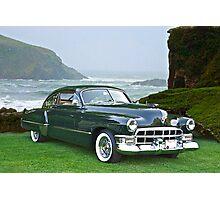 1949 Cadillac 6107 Sedanette III Photographic Print