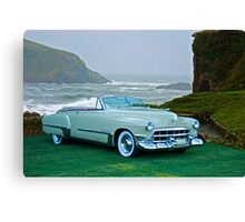 1949 Cadillac 62 Convertible Canvas Print